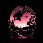 My Dream Light Childrens LED Night Light - Unicorn