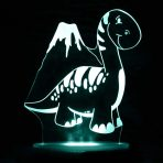 My Dream Light Childrens LED Night Light - Dinosaur