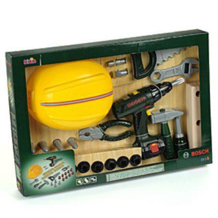 Klein BOSCH 36pc Tool Set with Drill & Helmet