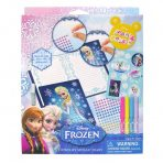 Disney Frozen Gemstone Mosaic Diary