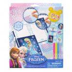 Disney Frozen Gemstone Mosaic Diary