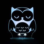 My Dream Light Childrens LED Night Light - Owl
