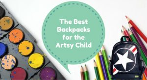 The Best Backpacks for the Artsy Child