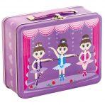 Bobble Art Tin Suitcase - Ballerina