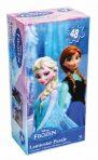 Disney Frozen Anna & Elsa Lenticular Puzzle 48pc