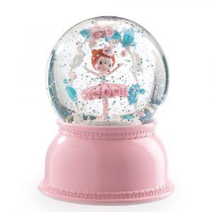 Djeco Night Light Snowglobe - Ballerina