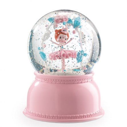 Djeco Night Light Snowglobe - Ballerina