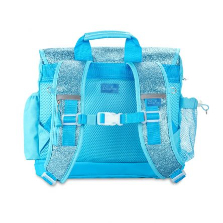Bixbee Backpack - Medium - Sparkalicious Glitter Turquoise