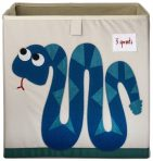 3 Sprouts Organic Storage Box - Snake
