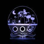 My Dream Light Childrens LED Night Light - Noah's Ark
