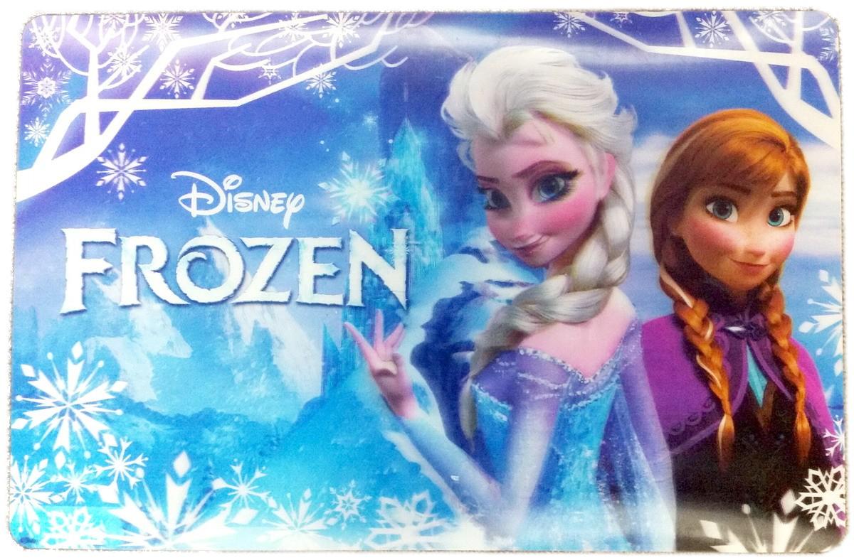 Disney Frozen Anna & Elsa 3D Lenticular Placemat