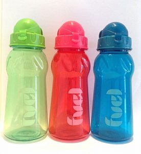 Fuel Storm Sports Water Drink Bottle - BPA FREE - 500ml