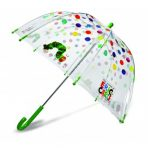 The Very Hungry Caterpillar PVC Dome Shaped Umbrella