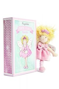 Ragtales Tooth Fairy Doll - Girl Princess (in box)