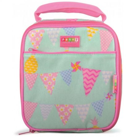 Penny Scallan Insulated Lunch Bag - Pineapple Bunting