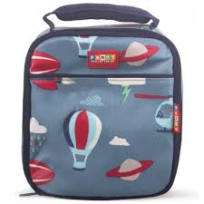 Penny Scallan Insulated Lunch Bag - Space Monkey