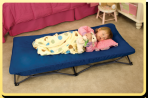 Regalo My Cot - Portable Toddler Bed
