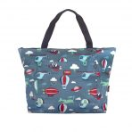 Penny Scallan Large Tote Bag - Space Monkey