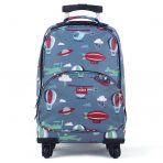 Penny Scallan 4 Wheel Spinner Suitcase Luggage Bag Space Monkey