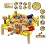 I'm Toy Wooden Activity Work Bench