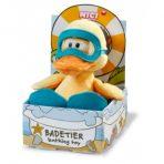 Nici Bathtime Plush Bath Duck
