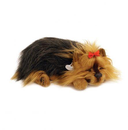 Perfect Petzzz Breathing & Sleeping Toy Puppy - Yorkie