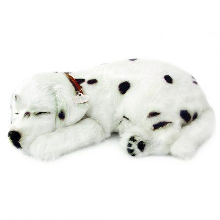 Perfect Petzzz Breathing & Sleeping Toy Puppy - Dalmatian