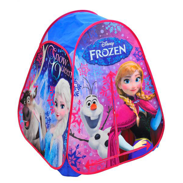 Hideaway Pop Up Tent - Frozen Anna u0026 Elsa  sc 1 st  Baby Vegas & Pop Up Tent - Frozen Anna u0026 Elsa