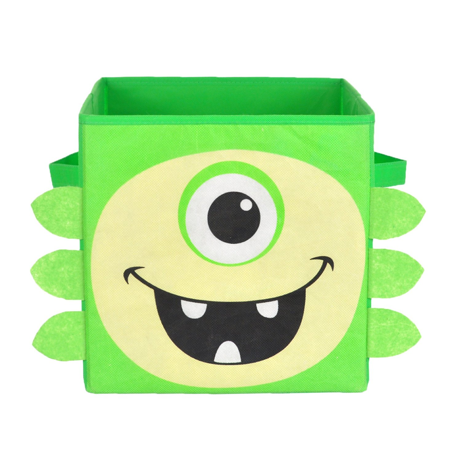 Nuby Storage Box - iMonster Green