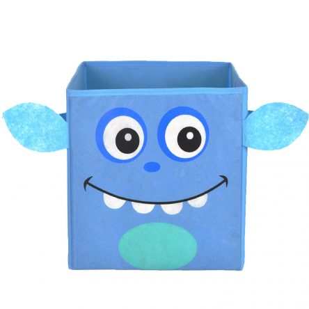 Nuby Storage Box - iMonster Blue