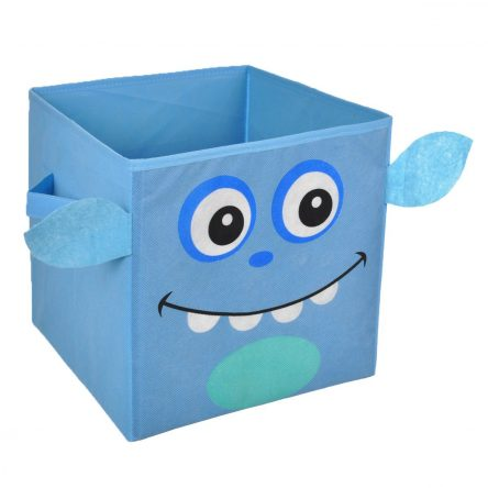 Nuby Storage Box - iMonster Blue