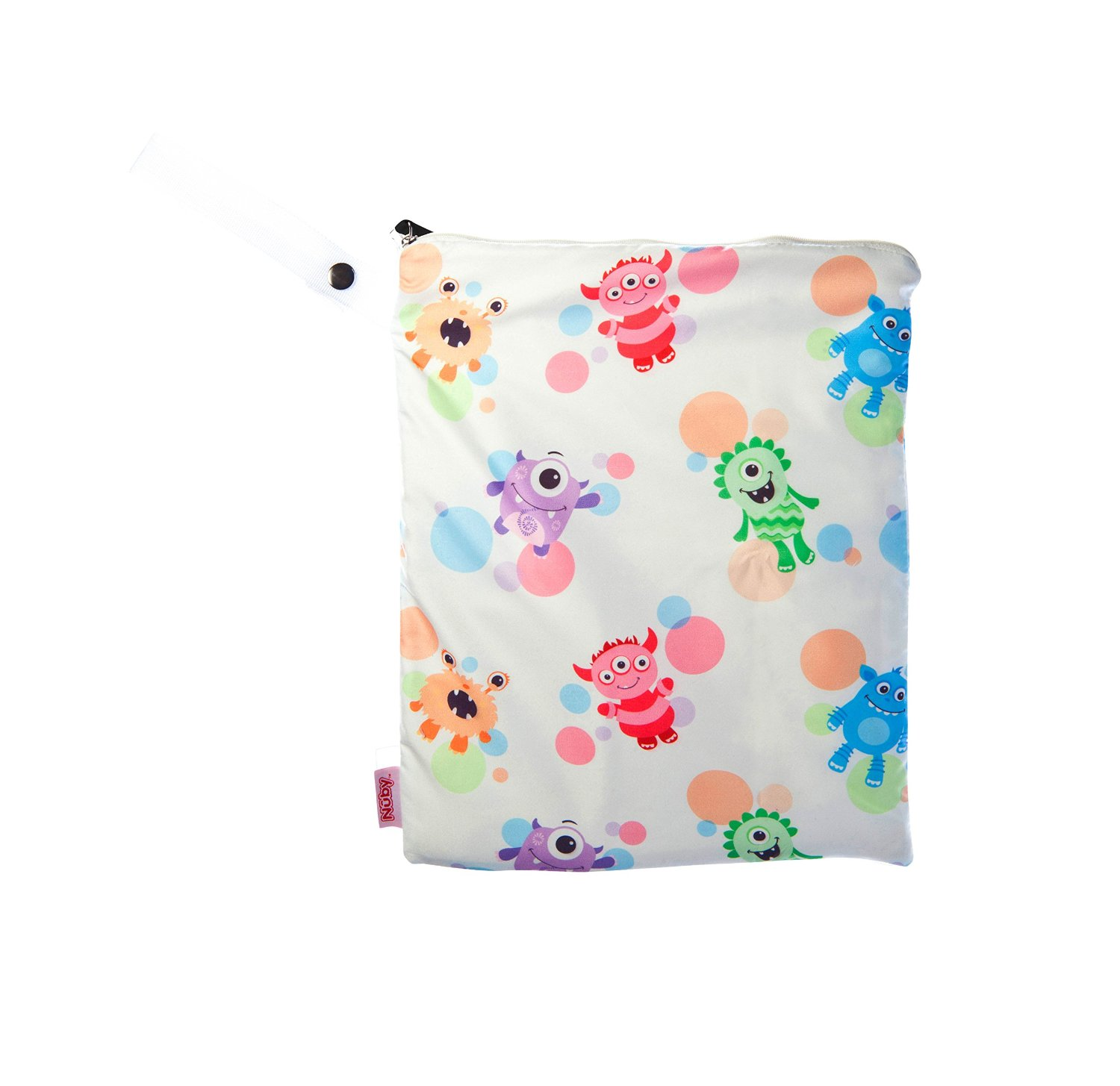 Nuby Laundry Wet Bag - iMonsters