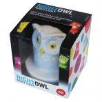 iS Gift Colour Changing Owl Night Light