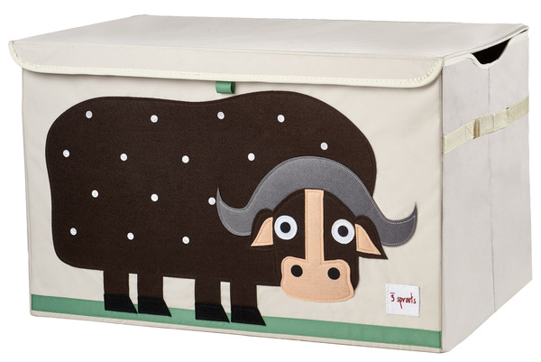 3 Sprouts Toy Chest - Buffalo