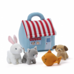 Baby Gund My Little Pet Shop Playset