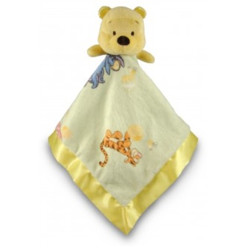 Disney Winnie The Pooh Snuggle Blanket Baby Gifts