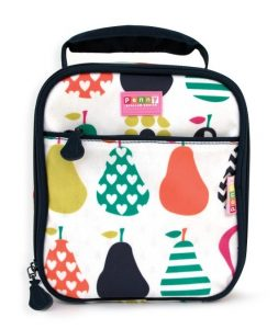 Penny Scallan Insulated Lunch Bag - Pear Salad