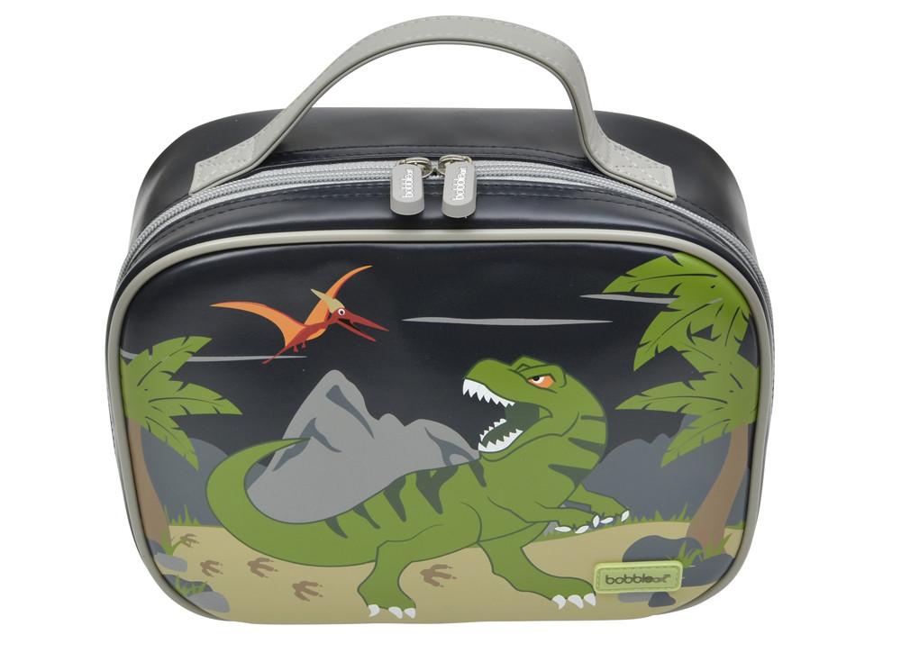 Bobble Art Insulated Lunch Bag Box Dinosaur Baby Vegas