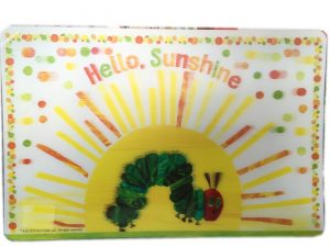 The Very Hungry Caterpillar Placemat
