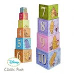 Classic Winnie The Pooh Nesting & Stacking Learning Blocks