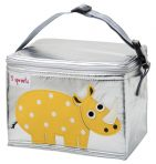 3 Sprouts Insulated Lunch Bag - Rhino
