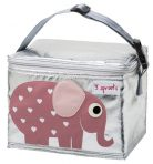 3 Sprouts Insulated Lunch Bag - Elephant