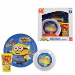 Minions Melamine Dinner Set