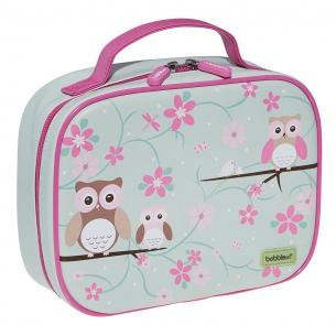 Bobble Art Insulated Lunch Bag / Box - Owl