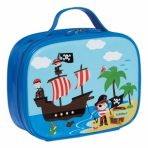 Bobble Art Insulated Lunch Bag / Box - Pirate