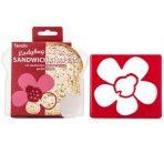 Tovolo Sandwich Cutter - Ladybug & Flower