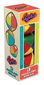Retro Toys Juggling Balls - Set 3