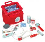 Le Toy Van Portable Childrens Wooden Medical Doctors Kit