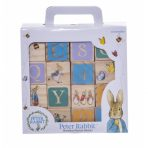 Beatrix Potter Peter Rabbit Wooden ABC Blocks
