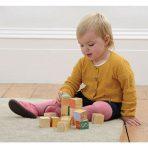 Beatrix Potter Peter Rabbit Wooden ABC Blocks